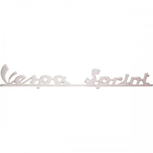Letrero Vespa Sprint