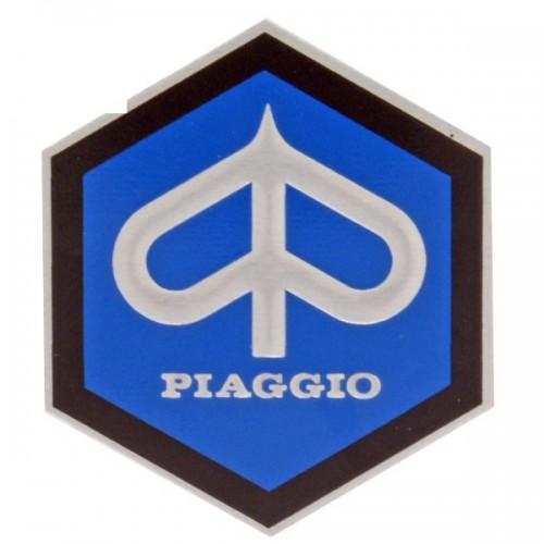 Anagrama Hexagonal Piaggio 42mm