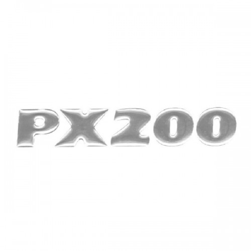 Anagrama Adhesivo Resina ''PX200''
