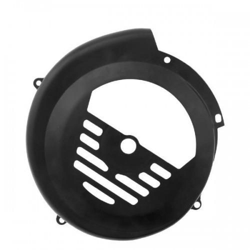 Tapa Ventilador Volante Magnético Vespa Primavera -Negra-