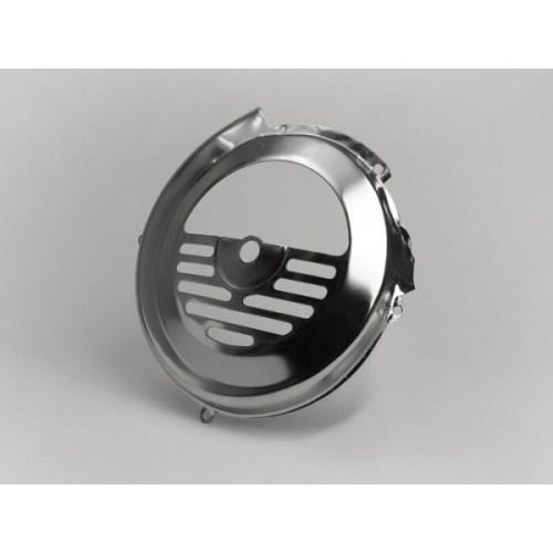 Tapa Ventilador Volante Magnético Vespa Primavera -Cromada-