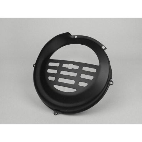 Tapa Ventilador Volante Magnético Vespa PK -Negra-