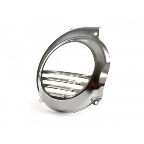 Tapa Ventilador Volante Magnético Vespa DS, Iris, TX... -Cromada-