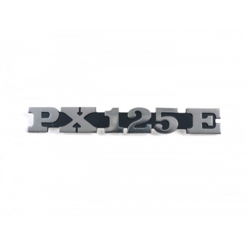 Anagrama ''PX 125 E''
