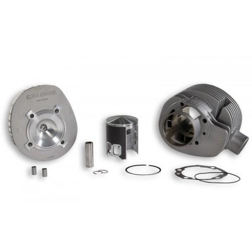 Cilindro MALOSSI Vespa 221cc -Aluminio carrera 60-