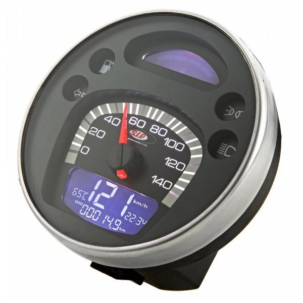 Cuentakilómetros SIP 2.0 para Vespa Px Iris