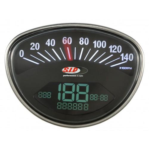 Cuentakilómetros SIP 2.0 Vespa DS, CL