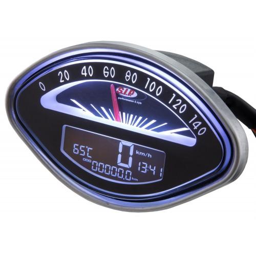 Cuentakilómetros SIP 2.0 Vespa Super, 150 Sprint, 150 GS y 160 GT