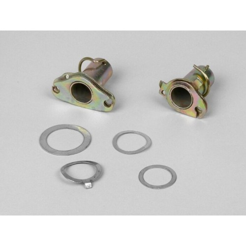 Kit Soportes Cable Mando Gas/Cambio Vespa