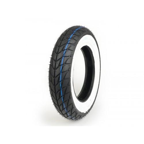 Neumático Vespa Mitas / Sava 3.50-10 Banda Blanca