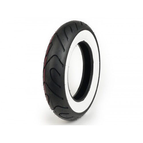Neumático Vespa SAVA/MITAS MC18 Banda blanca- 3.50 - 10