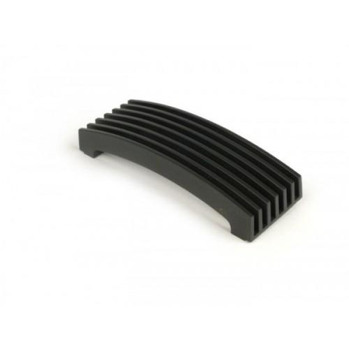 Rejilla Nariz Vespa PX 11 cm Negra