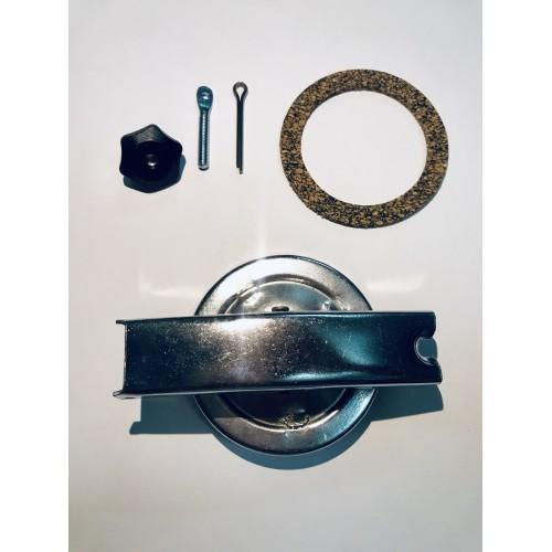 Kit Tapón 5 cm Depósito Gasolina Vespa