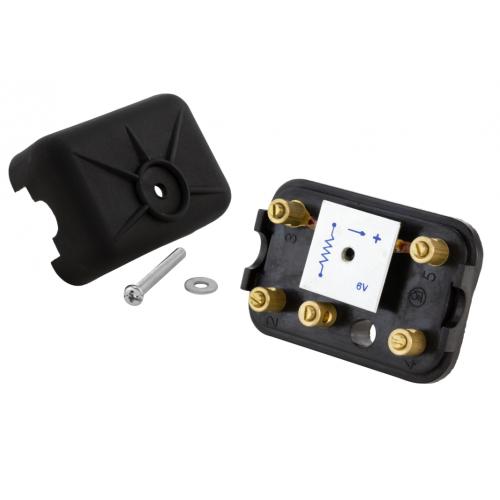 Caja Conexiones Vespa Sprint, GS y 150 S Con Tapa