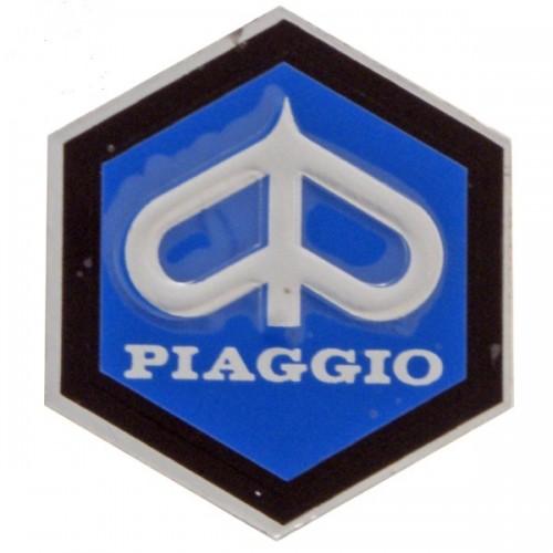 Anagrama Hexagonal Piaggio 31mm